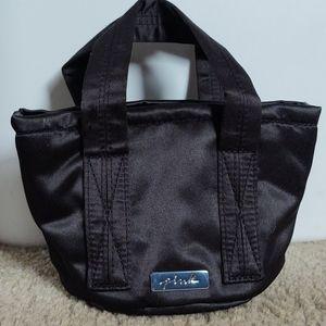 Victoria's Secret PINK Black Mini Bucket Bag